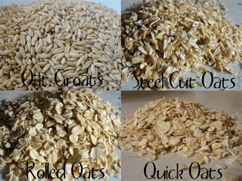 The Difference Between Steel Cut Old Fashioned Quick - healthy family cookin monday meet whole foods oats