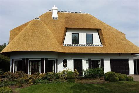 rieten dak zink rieten best rieten kap strak met zinken details strakke