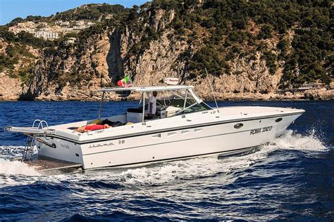 boat day full day by speedboat quot itama 38 quot 12 mt book online on
