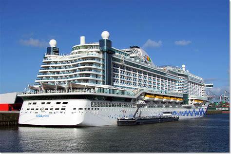 technische daten der aida prima seereisenmagazin aidaprima das neue deutsche