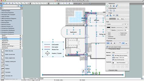 plumbing diagram software how to create a residential plumbing plan plumbing and