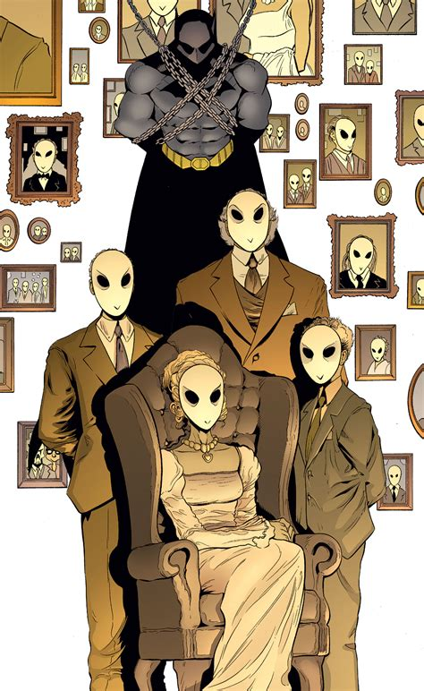 batman noir the court of owls books court of owls team comic vine