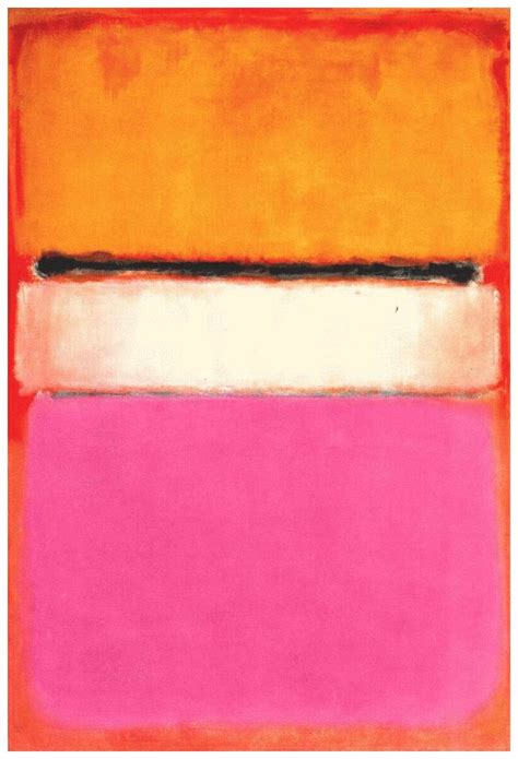 color field painters surreal rothko paintings quotes