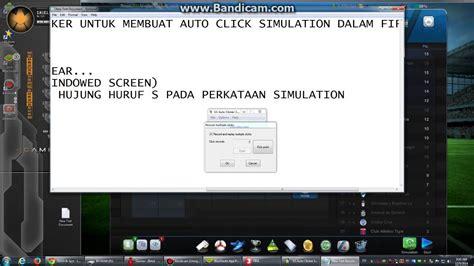 Auto Click 3 0 by Fifa 3 Auto Click Simulation