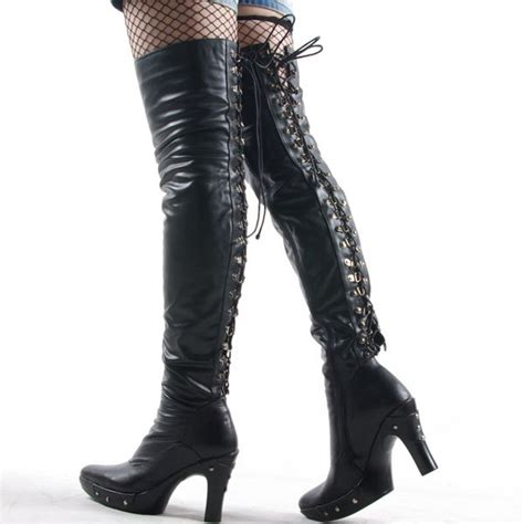 free shipping fashion shoes s overknee high tight