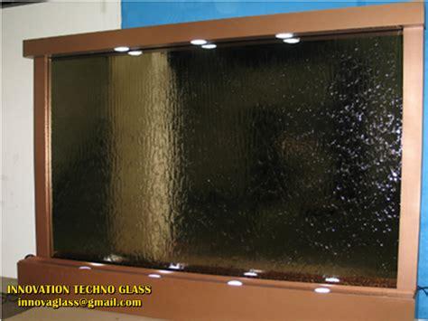 Kaca Air harga pembuatan dan pemasangan dinding kaca air terjun