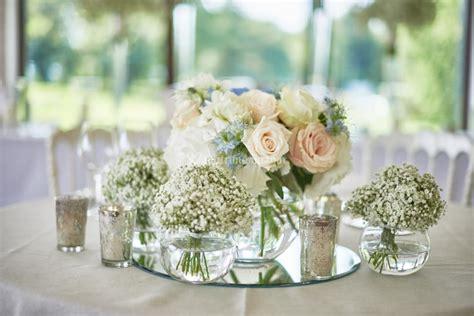 centrotavola matrimonio con candele e fiori centrotavola fiori e candele di fior di fragola foto 47