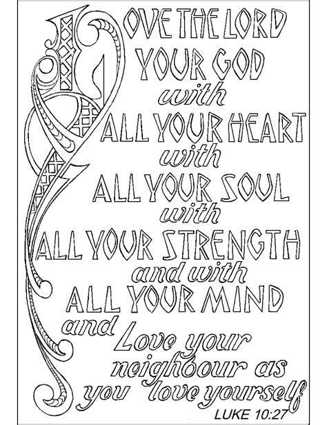 bible verse coloring pages in spanish bible verse coloring pages google search christ