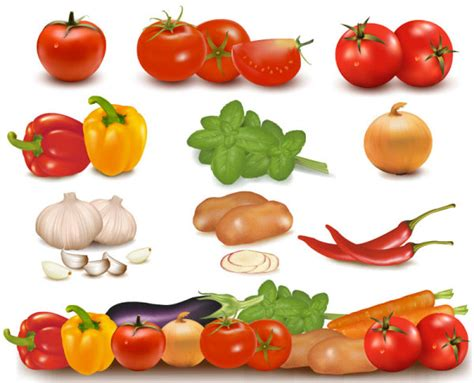 imagenes gratis de frutas y verduras mas de 40 frutas verduras y hortalizas vectorizadas