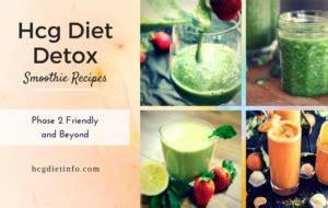 Hcg Diet Detox by Hcg Diet Info Hcg Diet Plan Authority Official Site