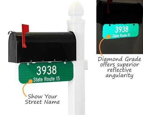 911 Address Finder 911 Address Signs Free Fast Shipping From Smartsign