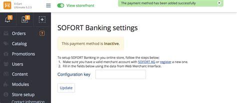 sofort bank login sofort banking