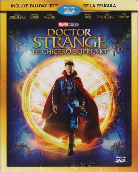 supremo marvel doctor strange hechicero supremo marvel pelicula
