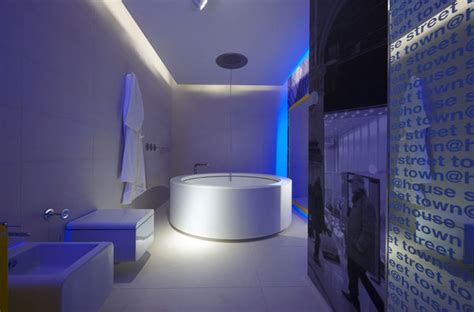 Led Lighting For Bathrooms 16 Functional Ideas For Led Lighting In The Bathroom