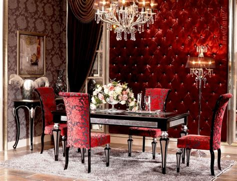 red dining room ideas red dining room interior designs for contemporary living