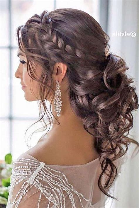 15 collection of curly hairstyles for weddings hair