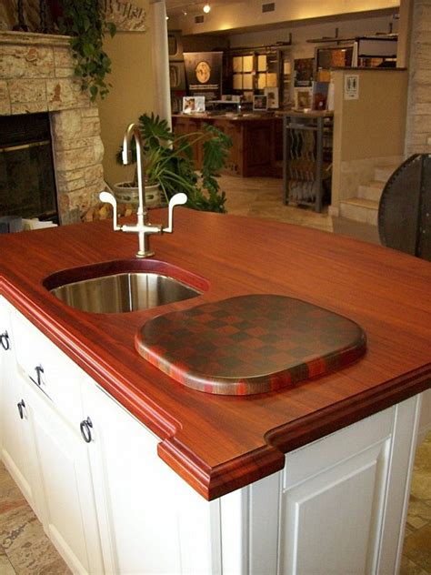 Kitchen Countertops Wood by 10 Wood Types For Your Interior Design