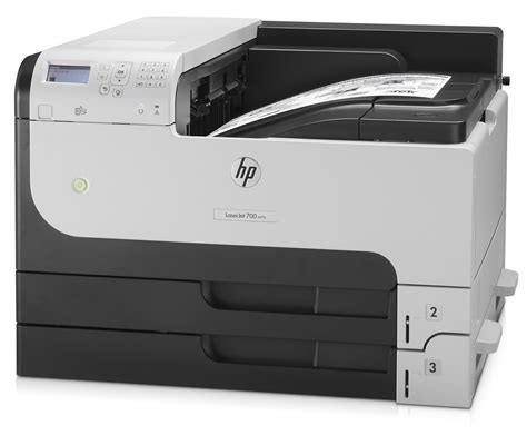 Printer Hp Laser Terbaru hp laserjet enterprise 700 m712dn toner cartridges