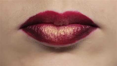 Lipstik Viodi stock footage 6297302