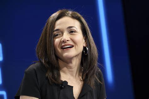 sheryl sandberg hair facebook coo sheryl sandberg giving millions of stock to