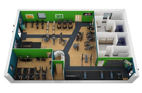 gym layout exles sle fitness facility 27 cybex