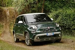 Fiat 500l 2018 Fiat 500l Is 40 Percent New The Torque Report
