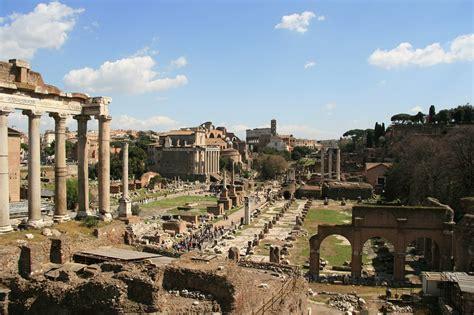 ingresso foro romano visita gratuita fori imperiali e foro romano riuniti