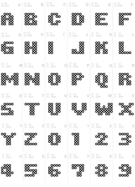 Iron Beads Font Font, Download Iron Beads Font .ttf