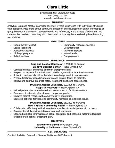 mental health counselor resume youth advisor resume resume sample