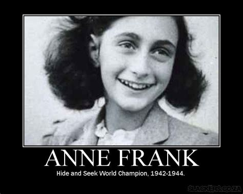 Anne Meme - anne frank funny jokes