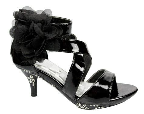 toddler high heel dress shoes details about strappy high heel dress sandals flower