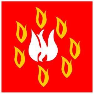 Towing Kain Logo Trd Warna Merah menjadi gereja yang mewujudkan damai sejahtera bagi seluruh ciptaannya