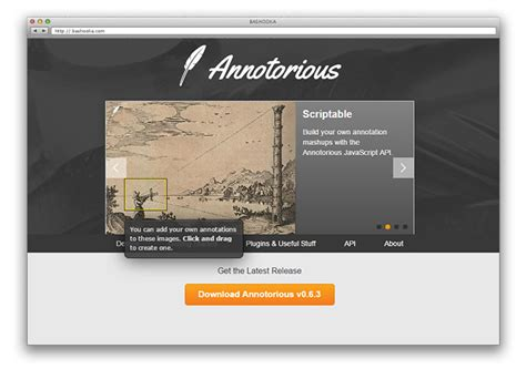 Annotator Pro Image Tooltips Zooming 9 jquery image text annotation plugins web graphic design bashooka