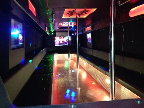 double decker party bus affordable nightclub party bus las vegas sin city club