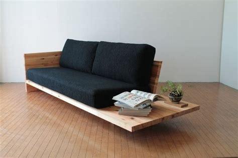 easy diy sofa 後ろ姿が美しいソファは リビングの真ん中に simple sofa