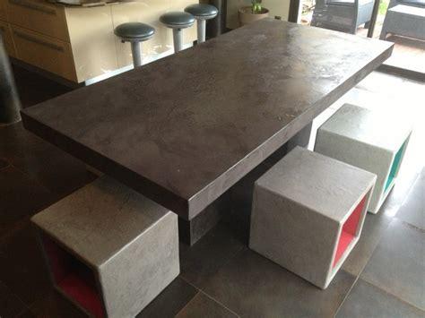 Table Beton Cire Exterieur 3584 by Table Basse Exterieur Beton Ezooq