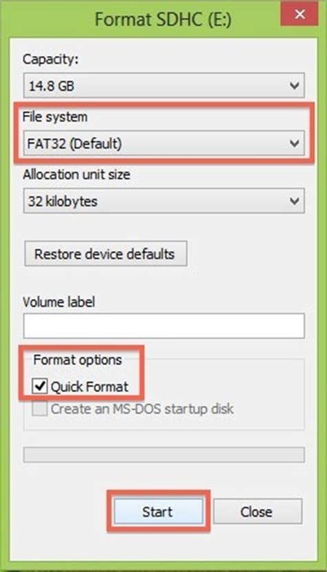 format fat32 sd card windows 10 how to format sd card with or without write protected