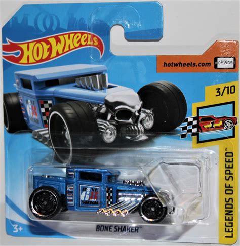 Hotwheels Bone Shaker 2018 Biru bone shaker legends of speed 2018 international card hobbydb marketplace
