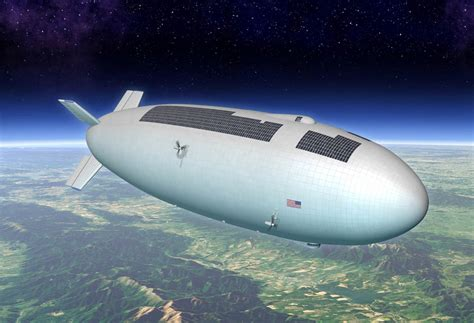 The Celup Nasa nasa s high altitude airship for scientific and commercial