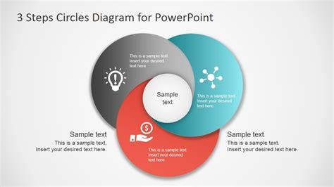 circle diagram powerpoint 3 step circles diagram for powerpoint circle diagram and