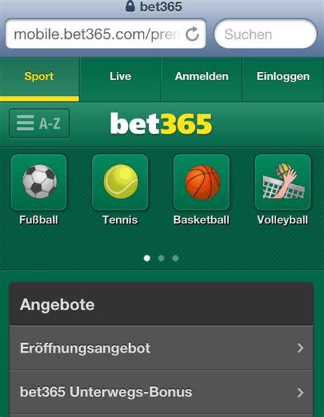 bet365 mobile bet365 mobile sportwetten app test und erfahrungen