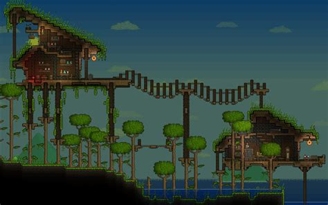 Terraria House Ideas Open Jungle Base Terraria Bases House Layout Terraria