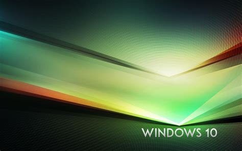abstract wallpaper windows 10 download wallpaper 1440x900 windows 10 theme green