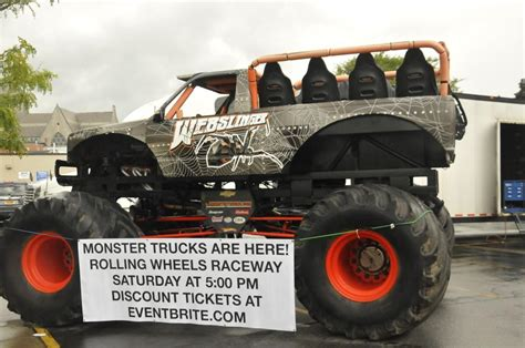 100 Monster Truck Show New York Syracuse Chiefs
