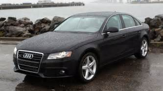 2011 audi a4 review roadshow