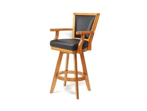 Marston Chair by Spencer Marston Deluxe Pub Chair Poolcues