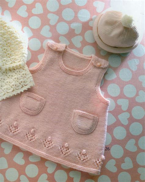 pattern knitting baby dress japanese baby knitting pattern book 38 projects ages 13 24