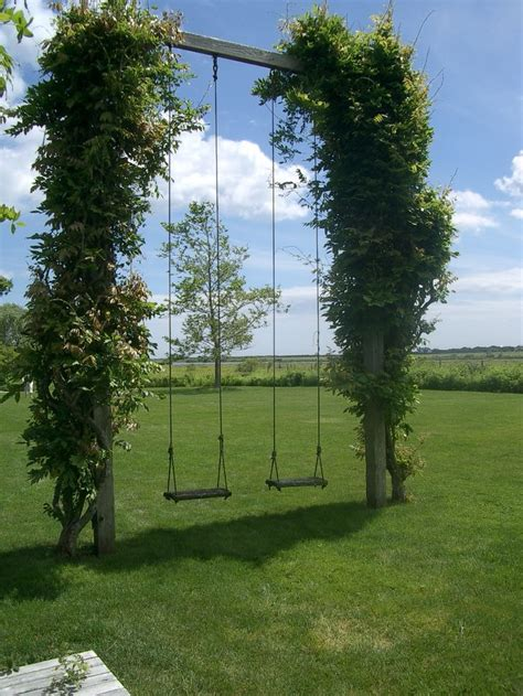 cool outdoor swings great garden swing ideas to ensure a gregarious time for
