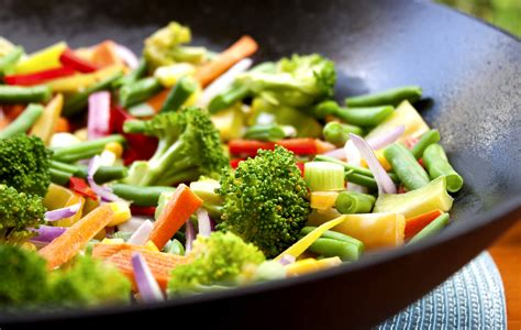 vegetables diet expert tips on how to cook without forks knives