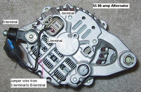 rx 8 alternator to battery wiring diagram wiring diagram